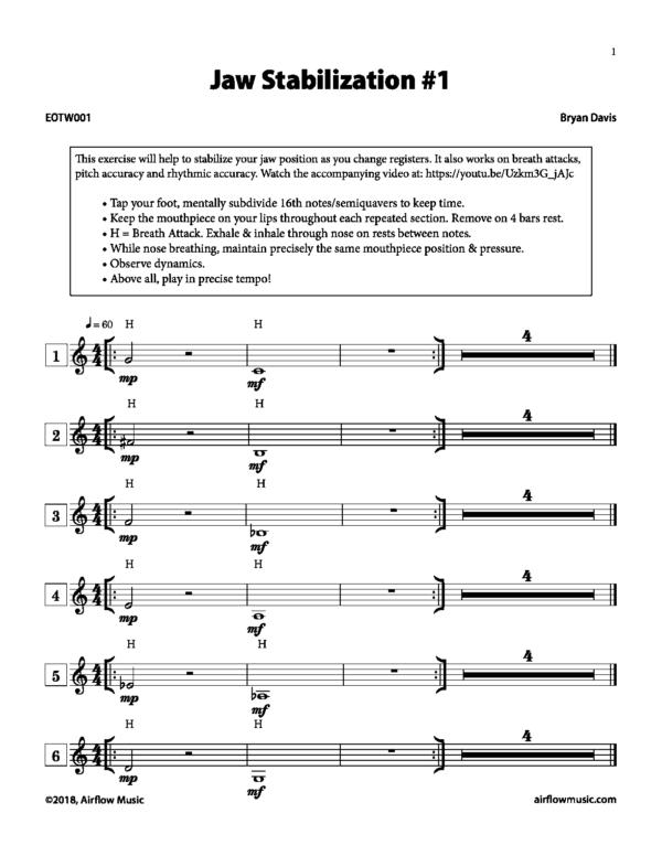 EOTW001 Trumpet (B flat) 1